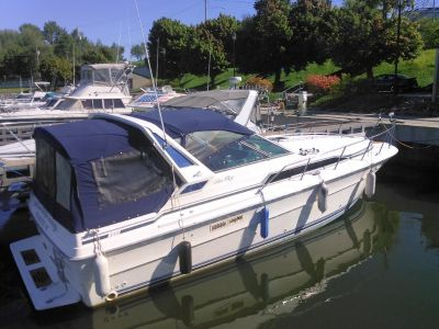 1987 Sea Ray Express Cruiser 34 foot