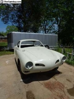 1970 Karman Ghia Project to finish