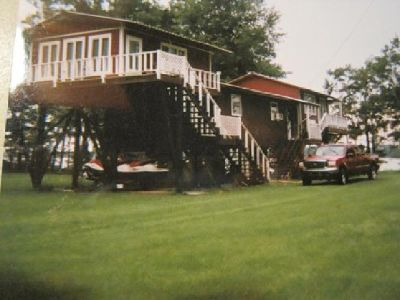$50,000 Fishing Camp For Sale on Lake Mary (Woodville MS)