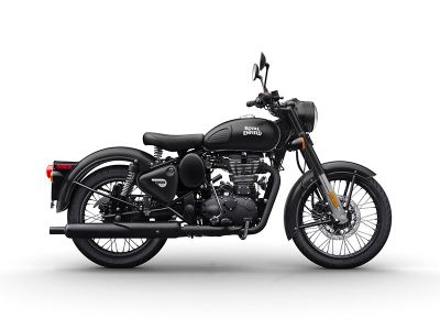 2018 Royal Enfield Classic Stealth Black ABS Cruiser Motorcycles Depew, NY