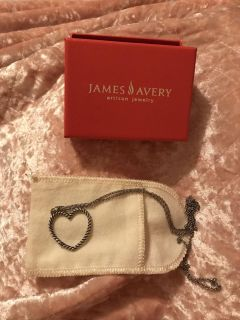 James Avery Charm Necklace.