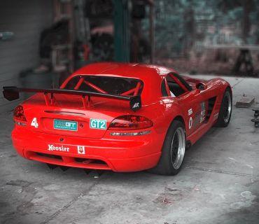 2004 Dodge Viper Track Car