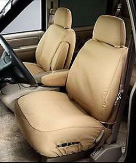 Sell Covercraft SS3245PCTN SeatSaver; Custom Seat Cover; Polycotton; Beige/Tan; w/Buc motorcycle in Delaware, Ohio, United States, for US $161.00
