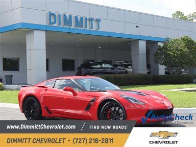 2019 Chevrolet Corvette Grand Sport (torch red)