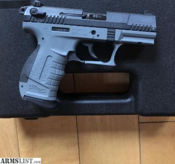 For Sale/Trade: Walther P22 .22lr ( grey Talo special )