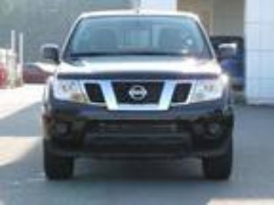 used 2018 Nissan Frontier for sale.
