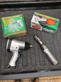 Air Tools - All 4 for $60