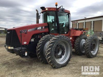 2010 Case IH Steiger 335 HD Articulated Tractor