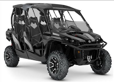2019 Can-Am Commander MAX Limited 1000R Side x Side Utility Vehicles Keokuk, IA