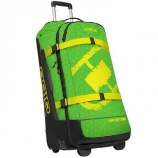 Buy New Ogio Hauler 9400 Wheeled Green Hive Motocross Motorcycle Gear Luggage Bag motorcycle in Ashton, Illinois, US, for US $194.99