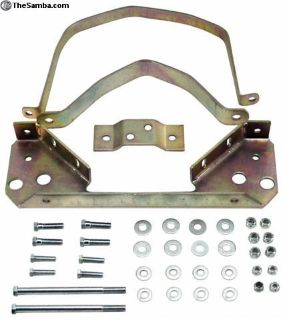 Steel Trans Strap Kit