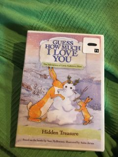 New- Guess How Much I Love You Dvd
