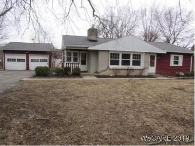 3 Bed 1.5 Bath Foreclosure Property in Lima, OH 45805 - Latham Ave