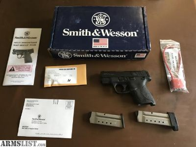 For Sale: Smith and Wesson S&W M&P shield 40