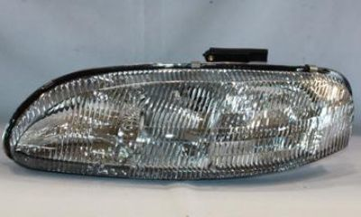 Buy CHEVROLET LUMINA MONTE CARLO HEAD LIGHT LEFT motorcycle in Grand Prairie, Texas, US, for US $47.74
