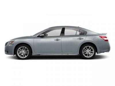 2010 Nissan Maxima 3.5 SV (Ocean Gray)