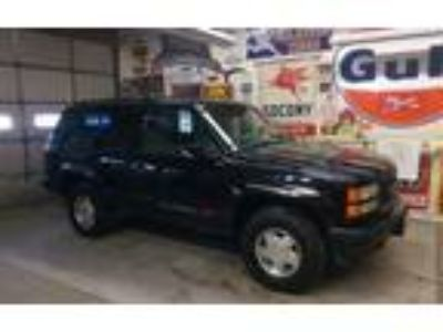 1996 GMC Yukon GT Blazer Leather