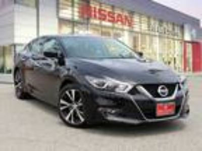 Used 2018 Nissan Maxima Super Black, 1.47K miles