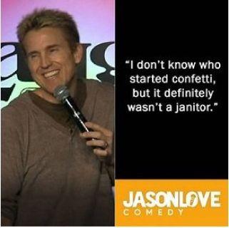 Clean Comedian - Jason Love