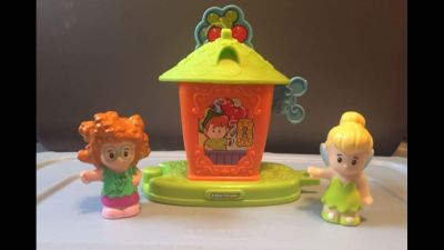 Fisher Price Little People - TinkerBell set