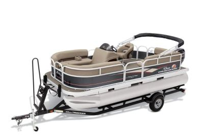 2019 Sun Tracker Party Barge 18 DLX Pontoon Boats Gaylord, MI