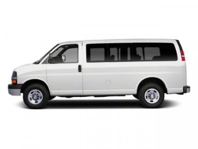 2012 Chevrolet Express 3500 LT 3500 (Summit White)