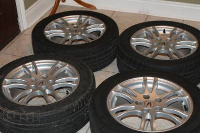 Acura RSX OEM Rims with Free Tires