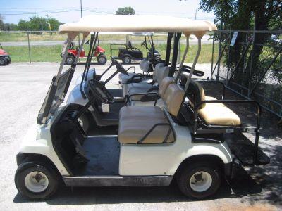 2007 Yamaha NICE GAS CAR Golf Golf Carts Kerrville, TX