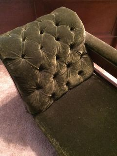 1800 s FAINTING COUCH