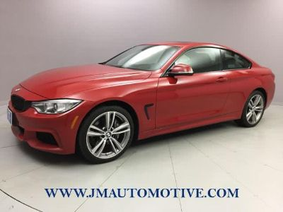 2015 BMW 4 Series 2dr Cpe 435i xDrive AWD (Melbourne Red Metallic)