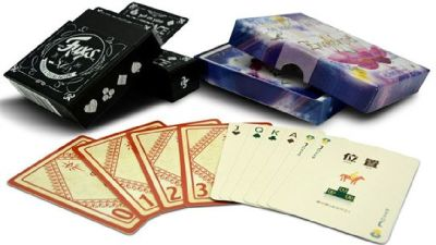 Custom Game Card Printing New York