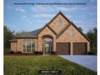 The 2738W by Perry Homes: Plan to be Built