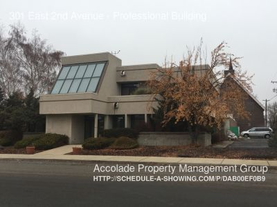 Downtown Ellensburg Professional Office Building