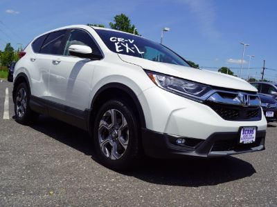 2017 Honda CR-V (White)