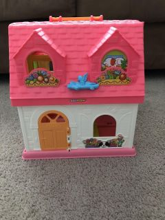 Little People Surprise and Sounds House