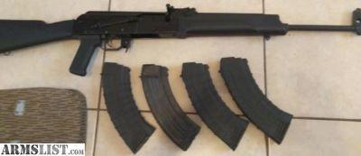 For Sale: Russian AK47