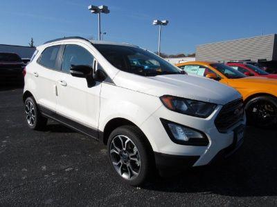 2019 Ford EcoSport SES (Diamond White)