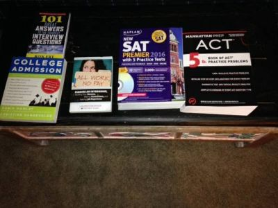 2016 SAT ACT Finding an Internship College Admission