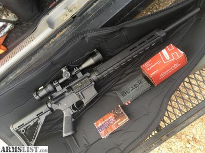 For Sale/Trade: 223 wylde AR-15