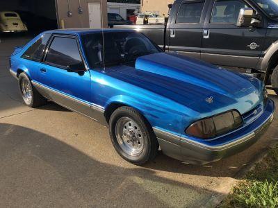 1989 Mustang Prostreet