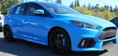 2017 Ford Focus RS (Blue)