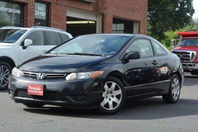2007 Honda Civic LX (Nighthawk Black Pearl)