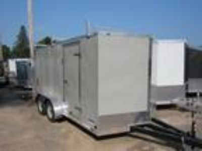2019 Continental Cargo V-Series 7x14 Contractor trailer