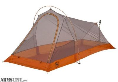 For Sale: Big Agnes 2 Bitter Springs UL Tent 1 Person TBSUL115