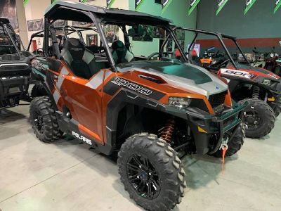 2019 Polaris General 1000 EPS Deluxe Utility SxS Brilliant, OH