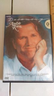"""DVD - Andre Rieu - """"Dreaming"""""""