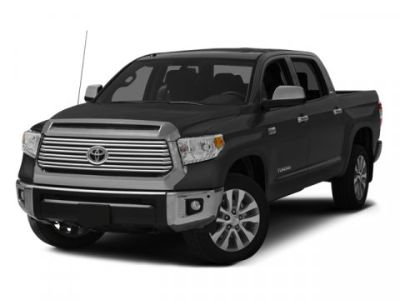 2014 Toyota Tundra Limited (White)