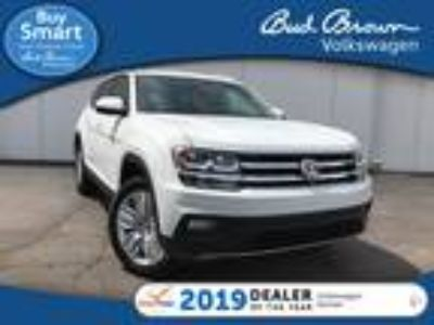 2019 Volkswagen Atlas SE w/Technology and 4Motion