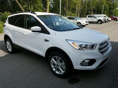 2018 Ford Escape SEL (Oxford White)
