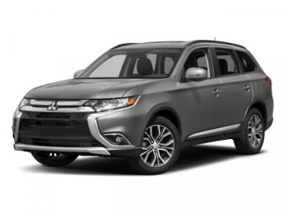 2018 Mitsubishi Outlander SE (MERCURY GRAY METALLIC)
